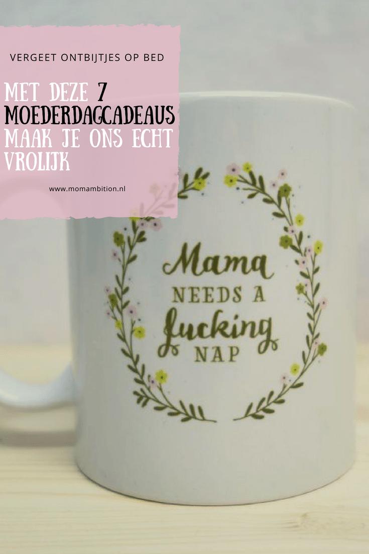 Deze moederdag cadeaus zijn beter dan een ontbijt op bed