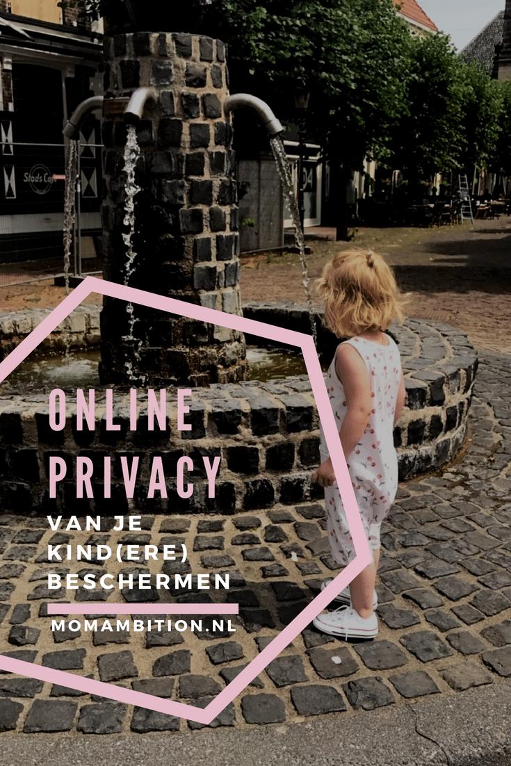 Online Privacy van je kind beschermen: Waarom ik mijn kind niet (meer) online plaats