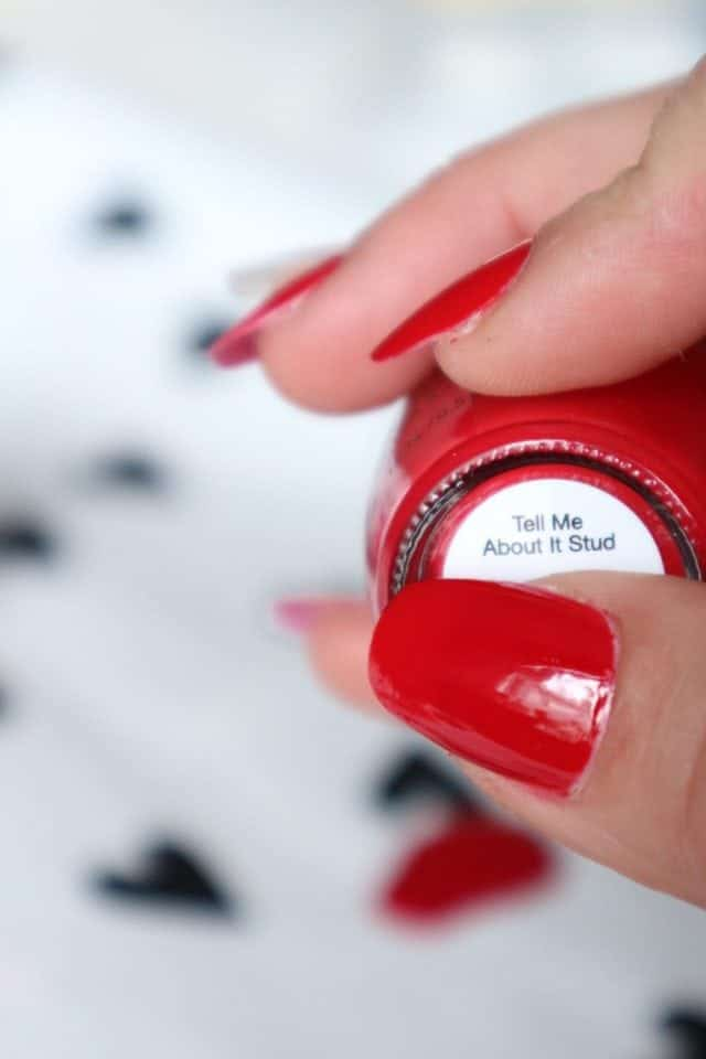 OPI Grease Collection : Tell Me About it Studd danny & sandy 4 ever momambition.nl
