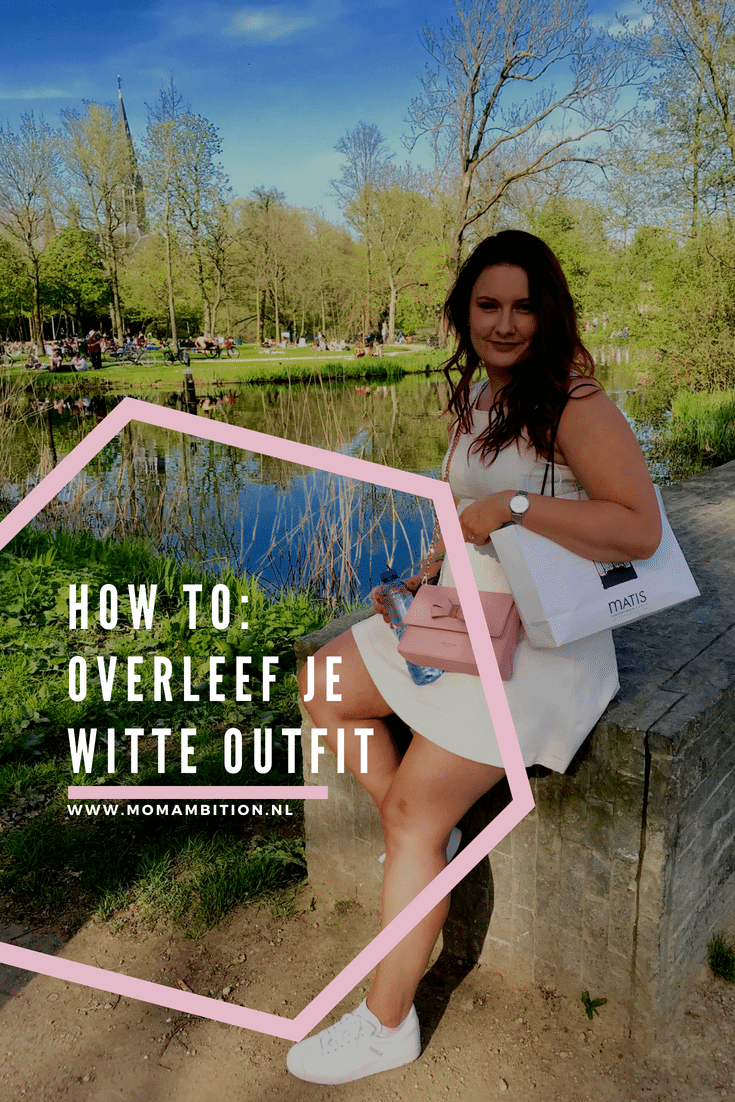 (mom) outfit | hoe overleef je een witte outfit?!