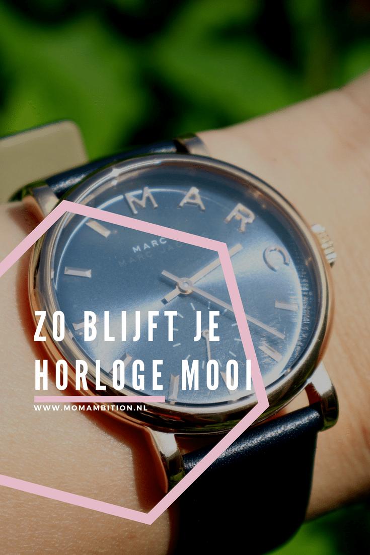 Horloge onderhouden: Zo zorg je goed voor je horloge