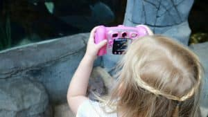 Review | Roze V-tech Kidizoom Duo camera 5.0 Uitmetkidstip: Legoland Discovery Centre in Oberhausen momambition.nl sealife oberhausen