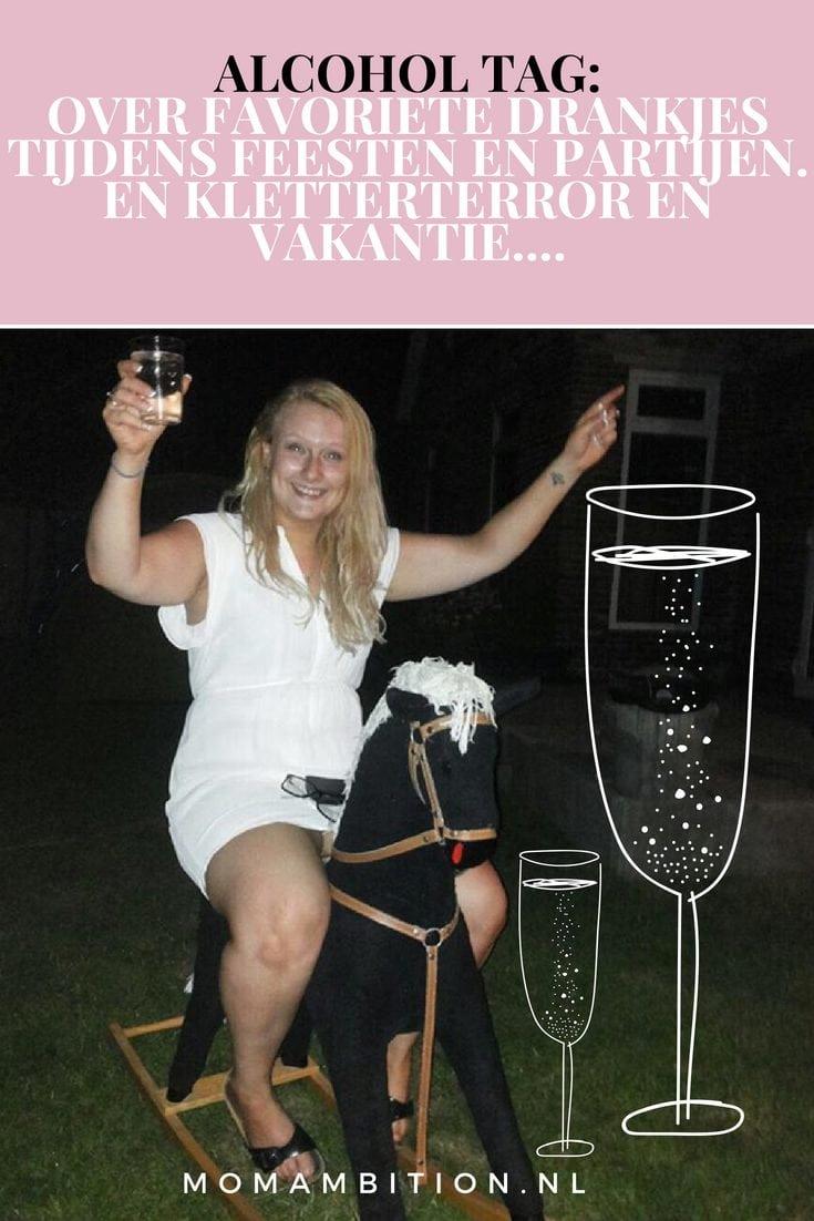 Alcohol tag | Wijn4life of vodka is oke olé olé?!