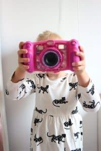 Beeldkwaliteit van de kidizoom camera