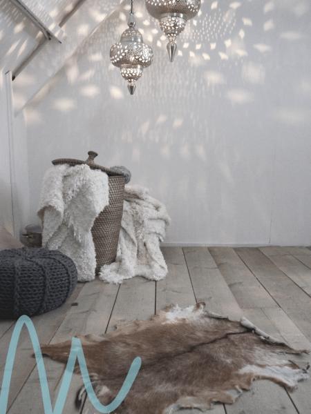 Onze eeuwige discussie over tapijt en laminaat