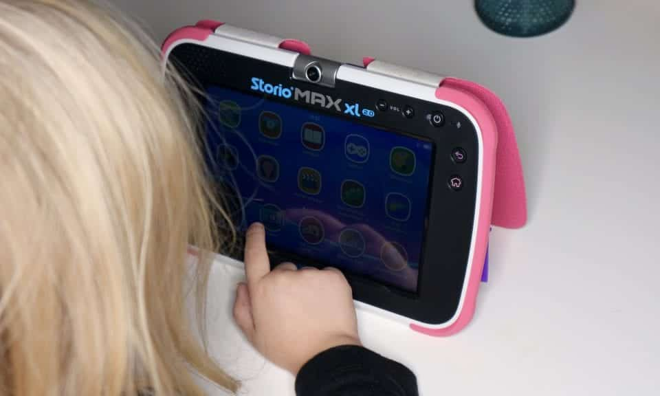 REVIEW STORIO MAX XL 2.0 | VTech bloghop | WIN Momambition.nl Kindertablet tablet voor kinderen