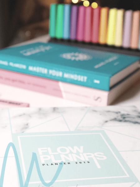 Review Flow Planners 2019 Agenda | #8daysofchristmas2018