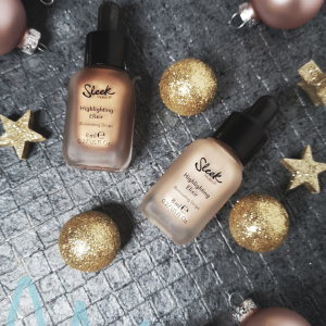 Sleek – Highlighting Elixir Illuminating Drops review | #8daysofchristmas2018