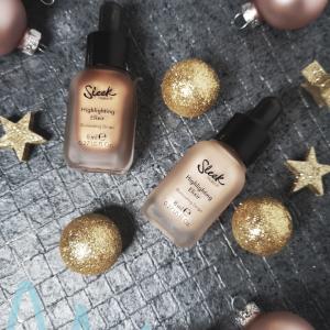 Sleek – Highlighting Elixir Illuminating Drops review | #8daysofchristmas2018
