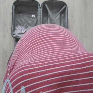 De vluchtkoffer, wat zit erin?