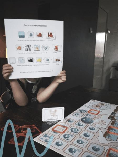Concept Kids Dieren : hét coöperatieve borspel van 2018