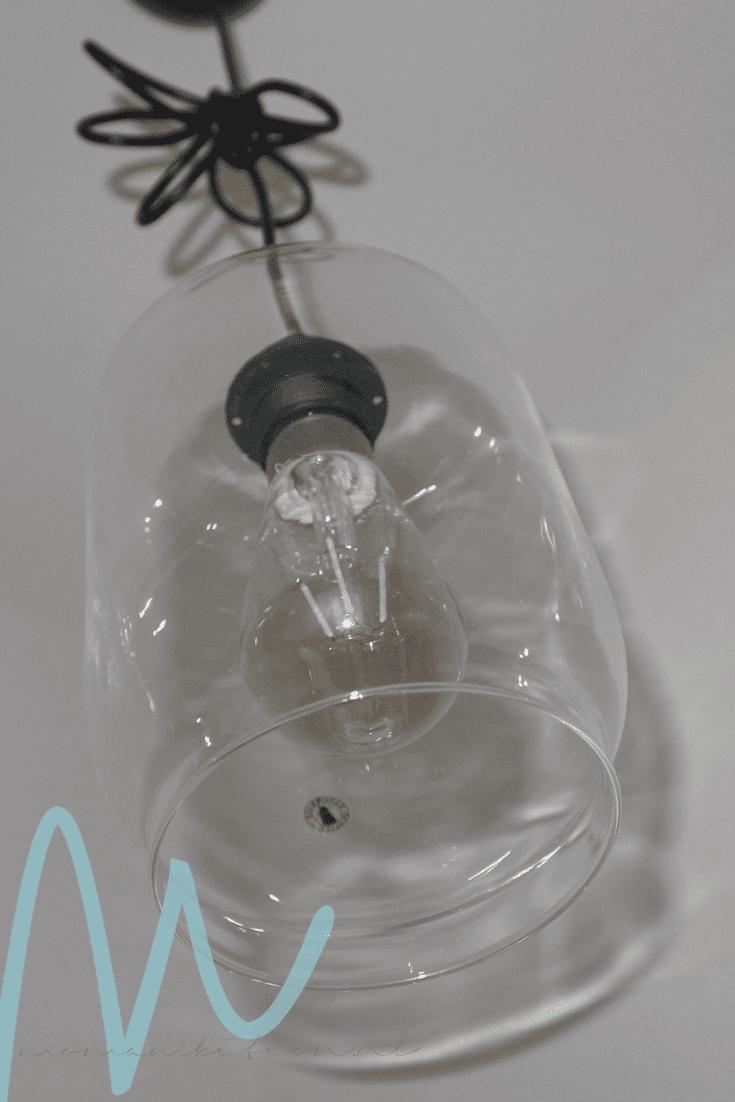 #Paterpaleis verhuisupdate #4: verlichting kiezen, help! lamp ikea KLOVAN toiletverlichting budgetverlichting momambition.nl woonblog mamablog
