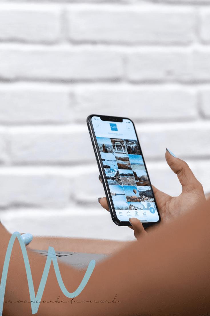 beste apps voor bloggers momambition.nl